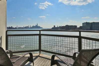 600 Harbor Blvd UNIT 1040, Weehawken, NJ 07086 - MLS#: 180005208