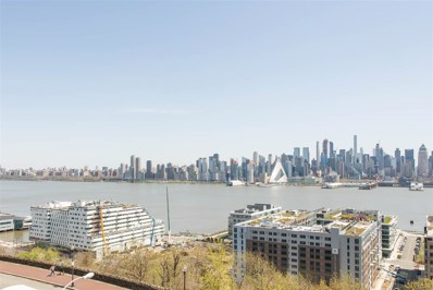 875 Blvd East UNIT 28, Weehawken, NJ 07086 - MLS#: 180008071