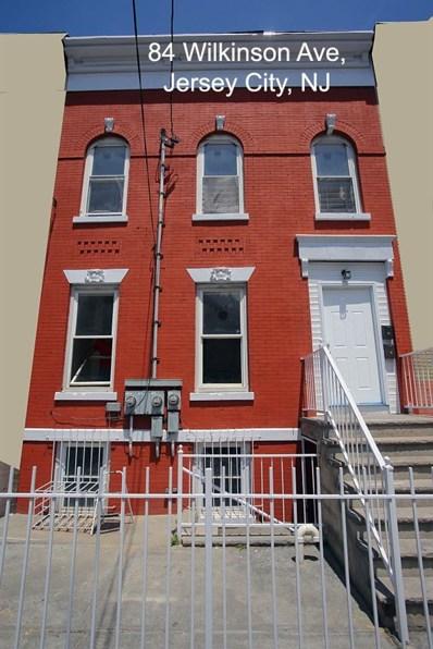 84 Wilkinson Ave, JC, Greenville, NJ 07305 - MLS#: 180009928