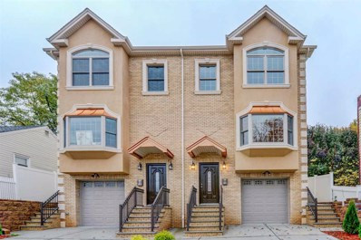 726 B  Chestnut St UNIT B, Secaucus, NJ 07094 - MLS#: 180010058