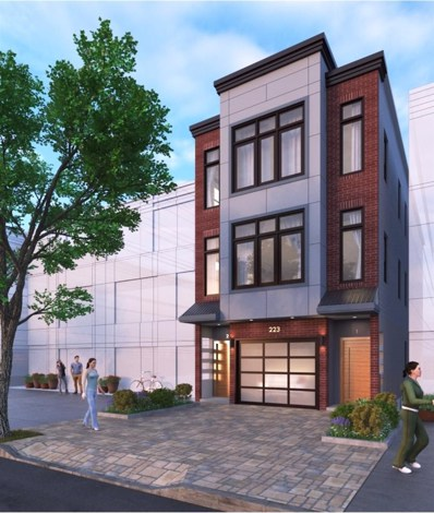 223 Ogden Ave UNIT 1, JC, Heights, NJ 07307 - MLS#: 180010076