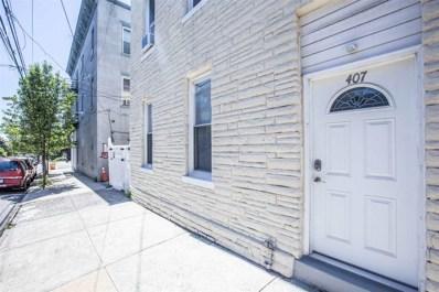 407 Monastery Pl, Union City, NJ 07087 - MLS#: 180011462