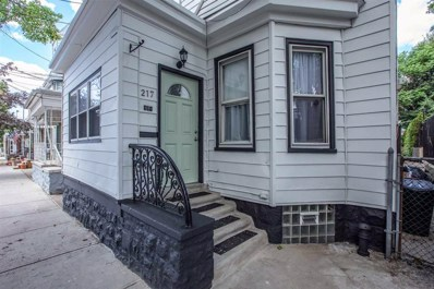 217 Highwood Ave, Weehawken, NJ 07086 - MLS#: 180012133