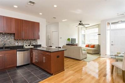 1100 Adams St UNIT 205, Hoboken, NJ 07030 - MLS#: 180012323