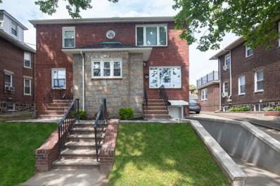 12 76TH St, North Bergen, NJ 07047 - MLS#: 180012842