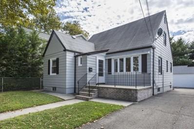 68 West 3RD St, Bayonne, NJ 07002 - MLS#: 180013807