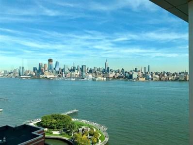 225 River St UNIT 1801, Hoboken, NJ 07030 - MLS#: 180014638