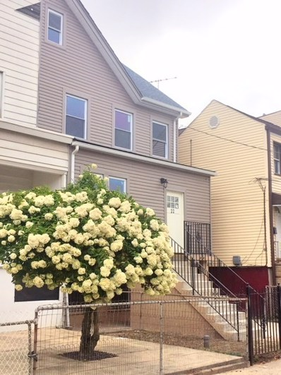 22 Long St, JC, West Bergen, NJ 07305 - MLS#: 180015973