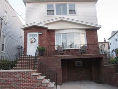 124 West 6TH St, Bayonne, NJ 07002 - MLS#: 180016328