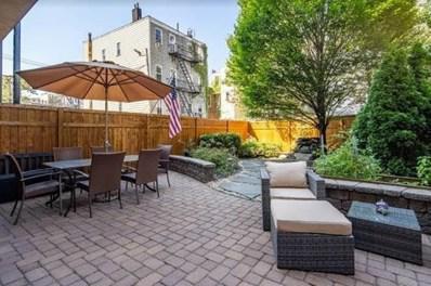 606 Adam St UNIT 1, Hoboken, NJ 07030 - MLS#: 180016992