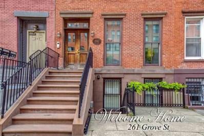 261 Grove St UNIT #1, JC, Downtown, NJ 07302 - MLS#: 180017165