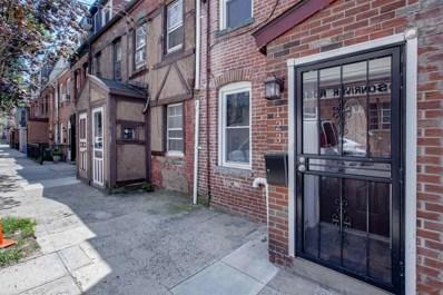 123 Willow Terrace UNIT 1, Hoboken, NJ 07030 - MLS#: 180017655