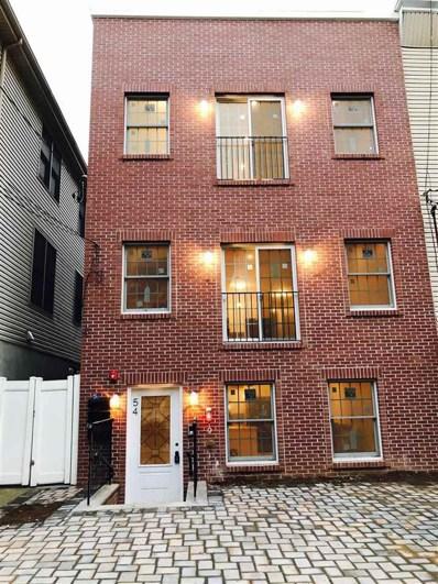 54 Sherman Ave UNIT 1, JC, Heights, NJ 07307 - MLS#: 180017897