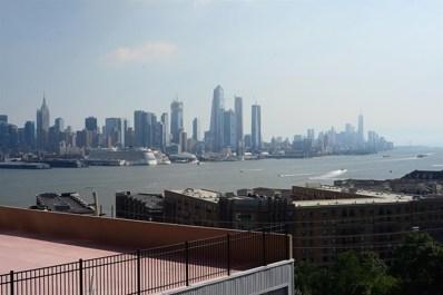 6040 Blvd East UNIT 2G, West New York, NJ 07093 - MLS#: 180018541