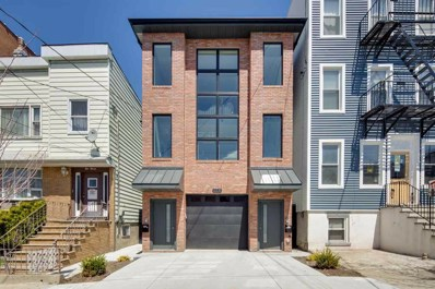 118 Irving St UNIT 1, JC, Heights, NJ 07307 - MLS#: 180019577