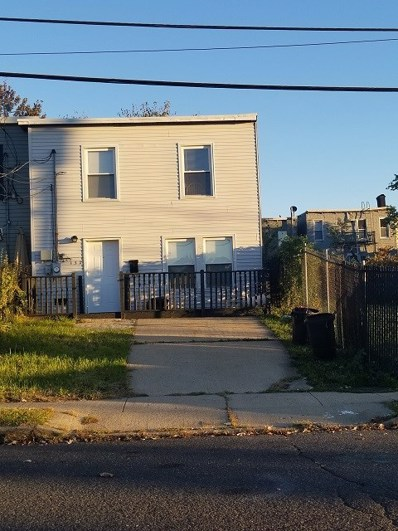 132 Woodward St, JC, Bergen-Lafayett, NJ 07304 - MLS#: 180020788