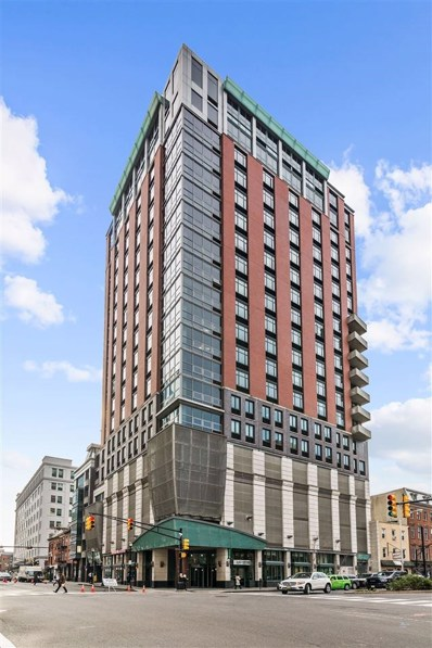 105 Greene St UNIT 702, JC, Downtown, NJ 07302 - MLS#: 180021708
