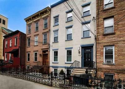 308 Bloomfield St UNIT 2, Hoboken, NJ 07030 - MLS#: 180022927