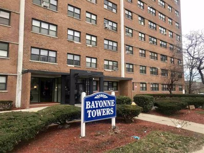 1225 Kennedy Blvd UNIT 9J, Bayonne, NJ 07002 - MLS#: 190000105