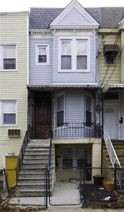 99 Orient Ave, JC, Greenville, NJ 07305 - MLS#: 190007494