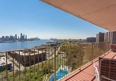 6040 Blvd East UNIT 17G, West New York, NJ 07093 - MLS#: 190008099