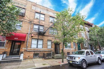 6018 Fillmore Pl UNIT 1, West New York, NJ 07093 - MLS#: 190012018