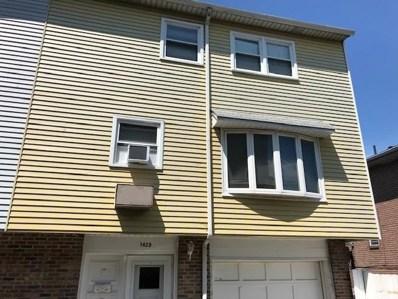 142D  68TH St, Guttenberg, NJ 07093 - MLS#: 190016724