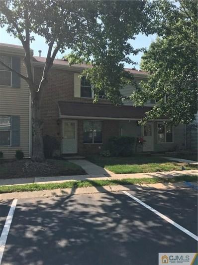 387 McDowell Drive UNIT 387, East Brunswick, NJ 08816 - MLS#: 1802708