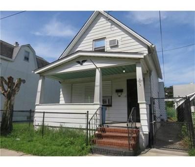 593 W Side Avenue, Perth Amboy, NJ 08861 - MLS#: 1803470