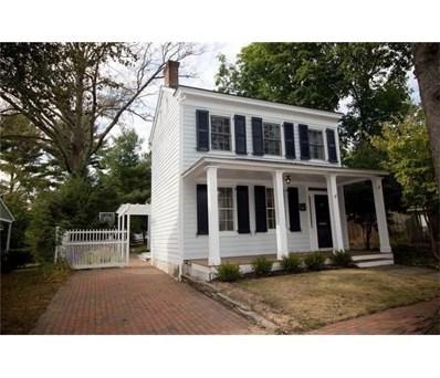 21 Maplewood Avenue, Cranbury, NJ 08512 - MLS#: 1806009