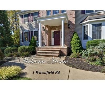 1 Wheatfield Road, Cranbury, NJ 08512 - MLS#: 1806287