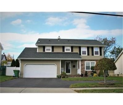 39 Scott Avenue, Sayreville, NJ 08879 - MLS#: 1808238