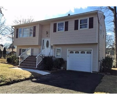 29 Dodd Street, Colonia, NJ 07067 - MLS#: 1808743