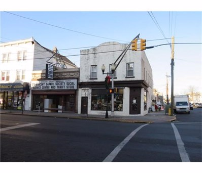 284-86 Smith Street, Perth Amboy, NJ 08861 - MLS#: 1810997