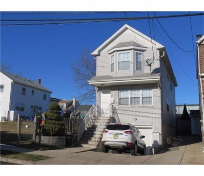 346 Jeffries Street, Perth Amboy, NJ 08861 - MLS#: 1815676