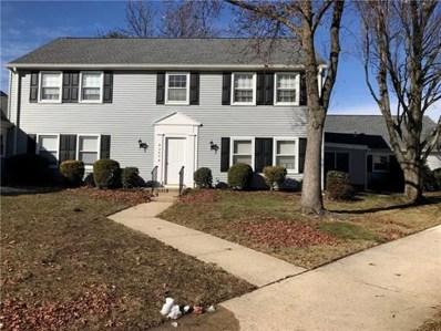 268B Middlebury Lane, Monroe, NJ 08831 - MLS#: 1816175
