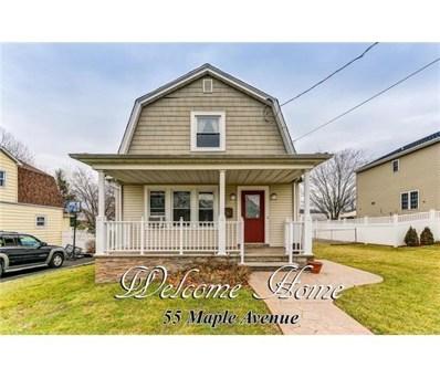 55 Maple Avenue, Fords, NJ 08863 - MLS#: 1817910