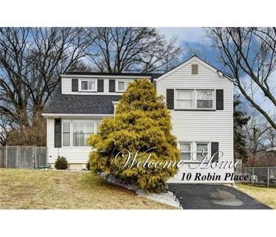 10 Robin Place, Sayreville, NJ 08859 - MLS#: 1818443