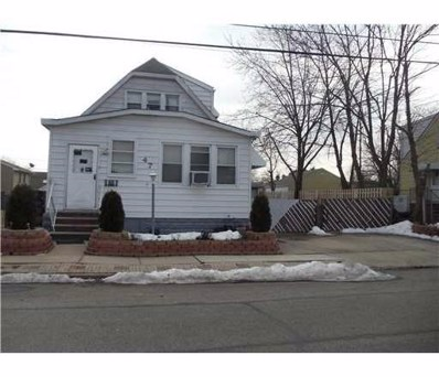 47 Howard Street, Hopelawn, NJ 08861 - MLS#: 1818449