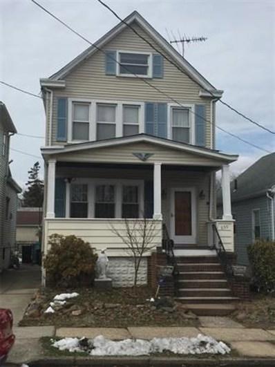 659 Alta Vista Place, Perth Amboy, NJ 08861 - MLS#: 1820696