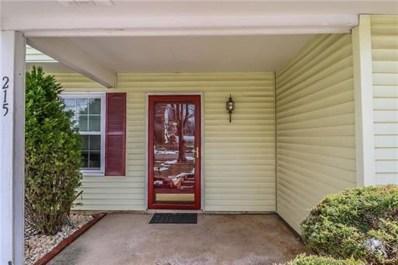 215 Beatrice Lane, South Plainfield, NJ 07080 - MLS#: 1820785