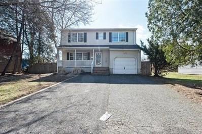 721 Walnut Street, Dunellen, NJ 08812 - MLS#: 1821157