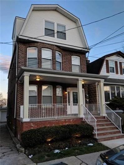 586 Jacques Street, Perth Amboy, NJ 08861 - MLS#: 1821863
