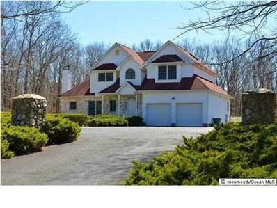 599 Casino Drive, Howell, NJ 07731 - MLS#: 1822101