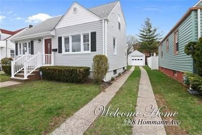 728 Hommann Avenue, Perth Amboy, NJ 08861 - MLS#: 1822702