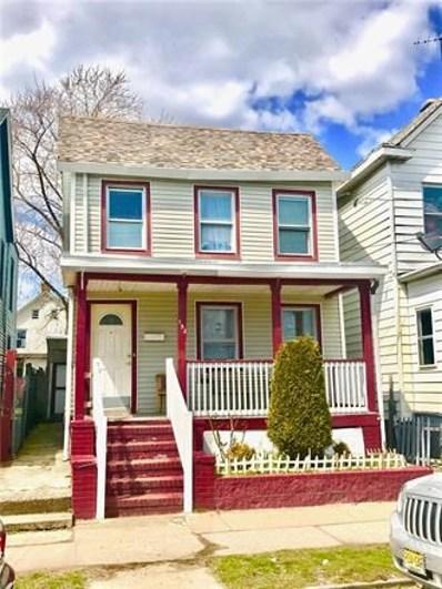 323 Prospect Street, Perth Amboy, NJ 08861 - MLS#: 1822838