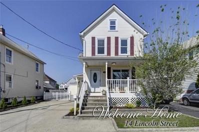 14 Lincoln Street, South River, NJ 08882 - MLS#: 1823913