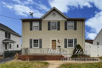 168 Lockwood Avenue, Woodbridge Proper, NJ 07095 - MLS#: 1823966