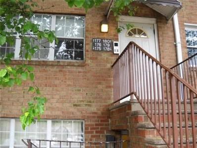 175 College Drive UNIT 175, Edison, NJ 08817 - MLS#: 1824784