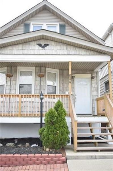 654 Alta Vista Place, Perth Amboy, NJ 08861 - MLS#: 1825042